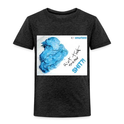 Aint that some Smurfshit?! - Kinderen Premium T-shirt