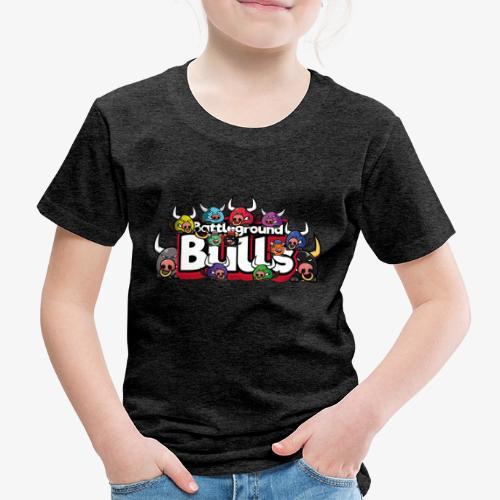 Bulls-Familie - Kinder Premium T-Shirt