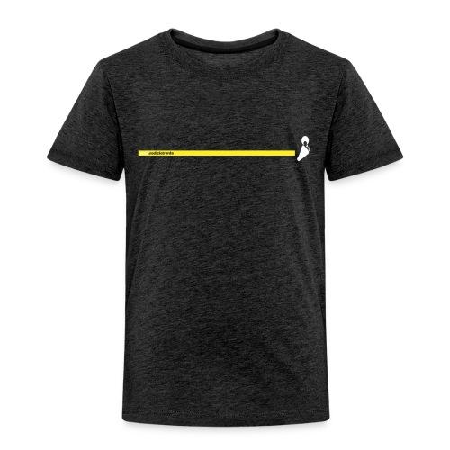 Yello line - Maglietta Premium per bambini