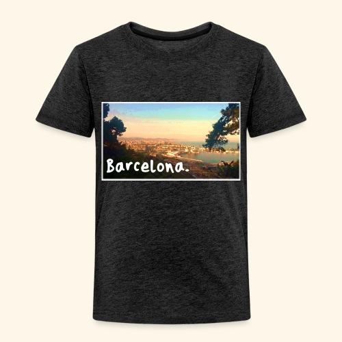 Barcelona - Kids' Premium T-Shirt