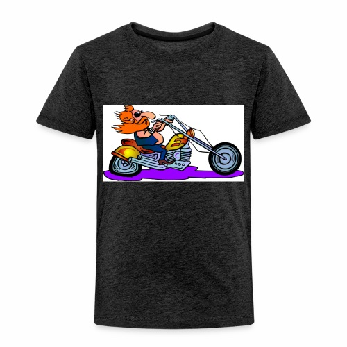 Bike 1 - Kids' Premium T-Shirt