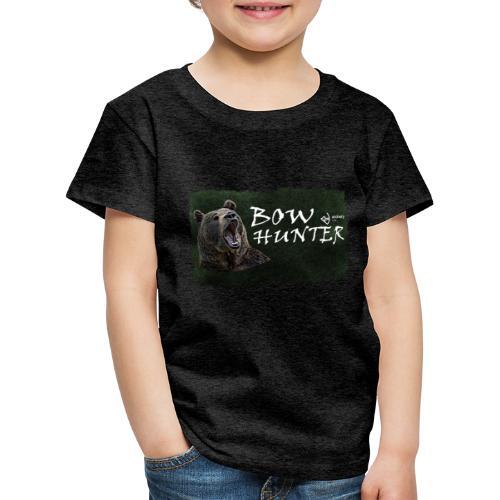 Bowhunter - Kinder Premium T-Shirt