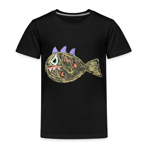 Dirty Rotten Fish - Kinderen Premium T-shirt