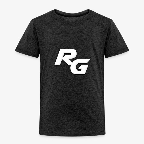 Logo RG standard - Maglietta Premium per bambini