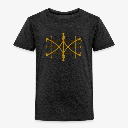 ParaWhisp Gold - beidseitig bedruckt - Kinder Premium T-Shirt