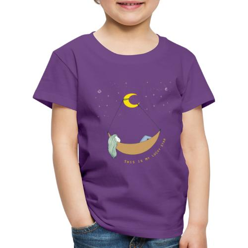 This is my Lucky Star - Kinder Premium T-Shirt