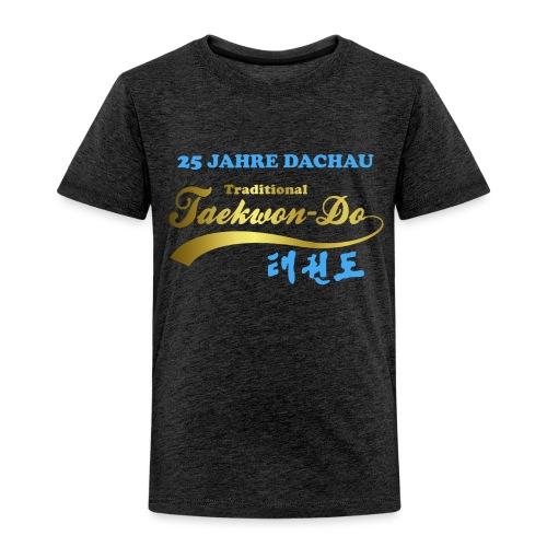 25 Jahre blau gold - Kinder Premium T-Shirt