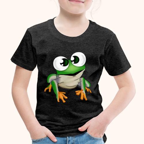 Fimy la grenouille - T-shirt Premium Enfant