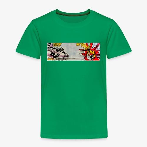 ATOX - Maglietta Premium per bambini