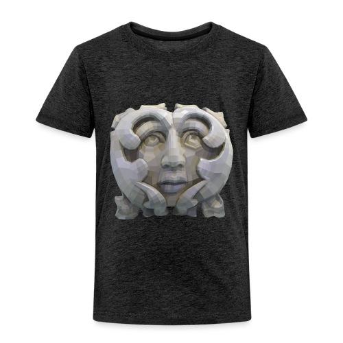 Greenman for Pagans and Druids - Kids' Premium T-Shirt