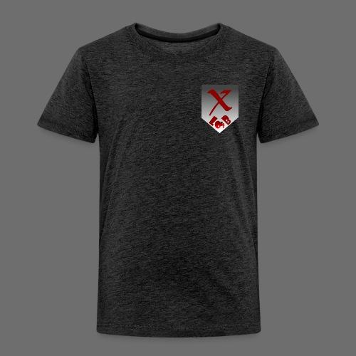 LB 04 Wappen mit verlauf - Kinder Premium T-Shirt