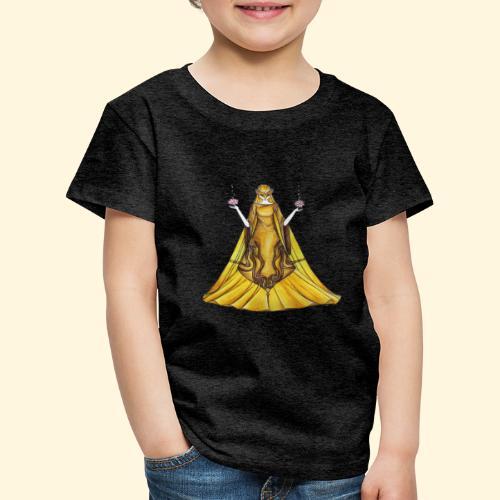 La Justice toute d'or vêtue - T-shirt Premium Enfant