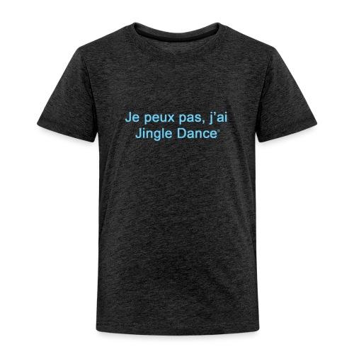 Je peux pas, j'ai Jingle Dance_BABY Boy - T-shirt Premium Enfant