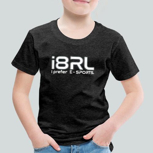 i8RL - I prefer e-sports - T-shirt Premium Enfant