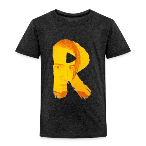 RaG Gaming™ small logo - Premium T-skjorte for barn
