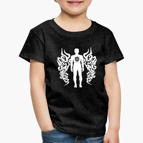 Houseology Original - Angel of Music - Kids' Premium T-Shirt