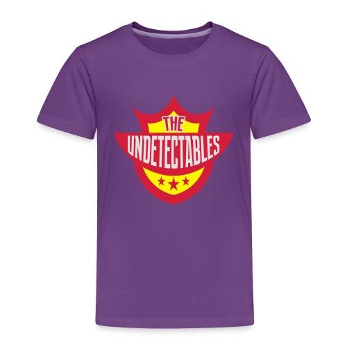 Undetectables voorkant - Kinderen Premium T-shirt