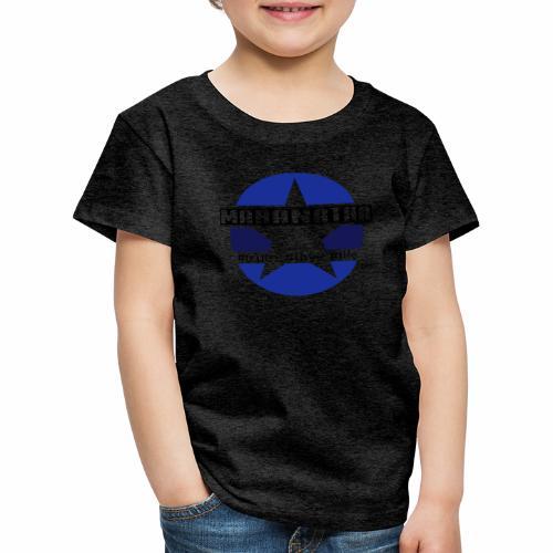 maranatha blau-braun - Kinder Premium T-Shirt