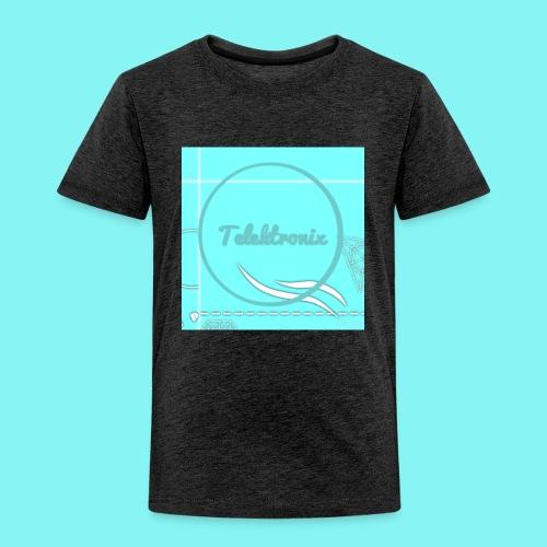 Telektronix Special Edition Logo - Kids' Premium T-Shirt
