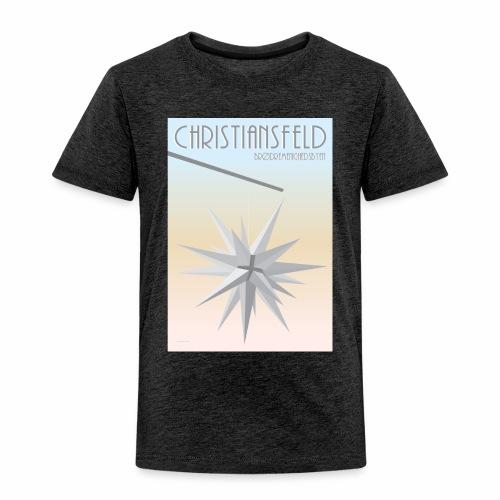 christiansfeld brødremeninghedsbyen - Børne premium T-shirt