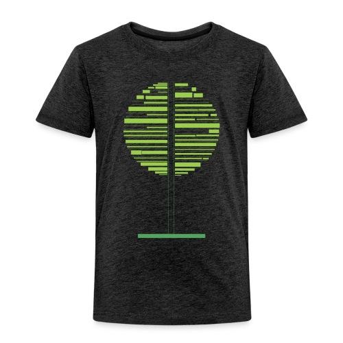 Zielone drzewo - Koszulka dziecięca Premium