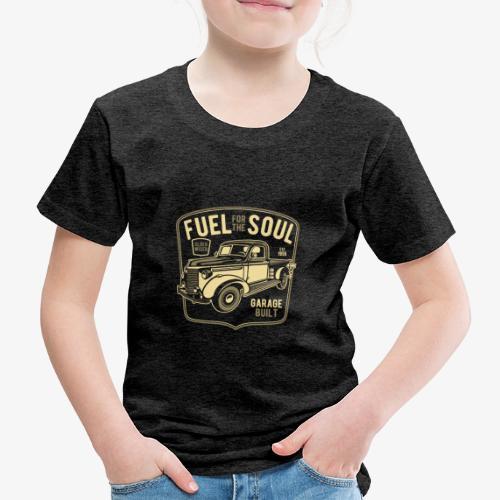 Carburant pour l'âme - T-shirt Premium Enfant