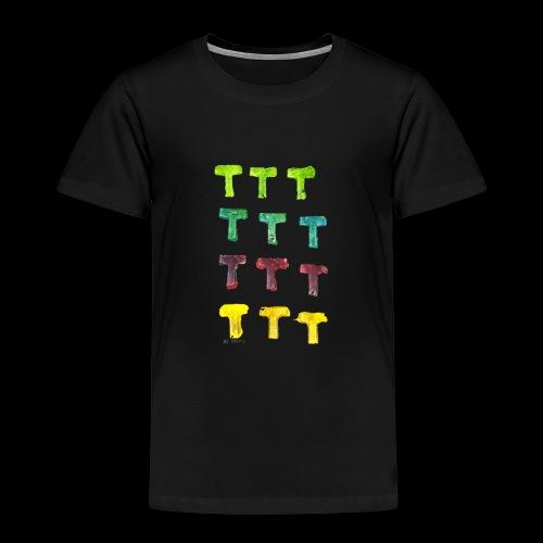 Original Color T BY TAiTO - Lasten premium t-paita