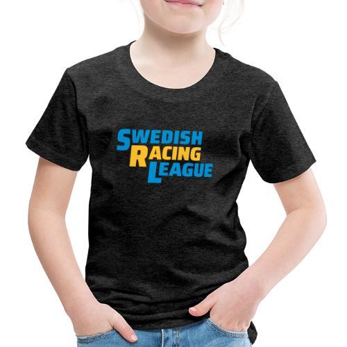 SRL utan GTS logo - Premium-T-shirt barn