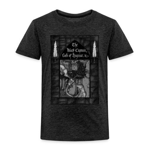 The Black Phantom - Kids' Premium T-Shirt