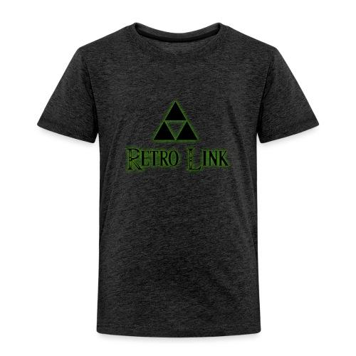 Logo Retro Link - T-shirt Premium Enfant