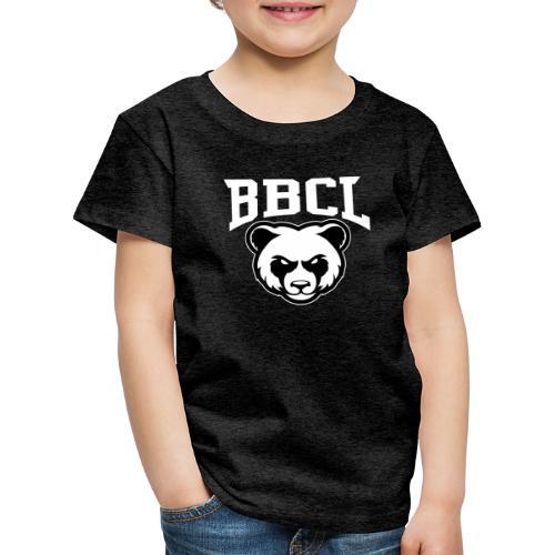 Panda (fond foncé) - T-shirt Premium Enfant