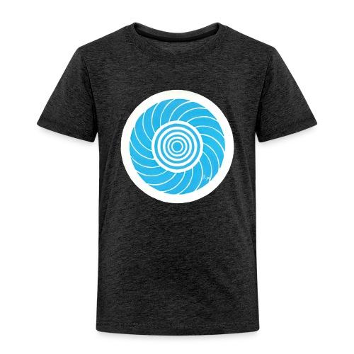 Crop circle ou cercle de culture du 29 Avril 2009 - T-shirt Premium Enfant