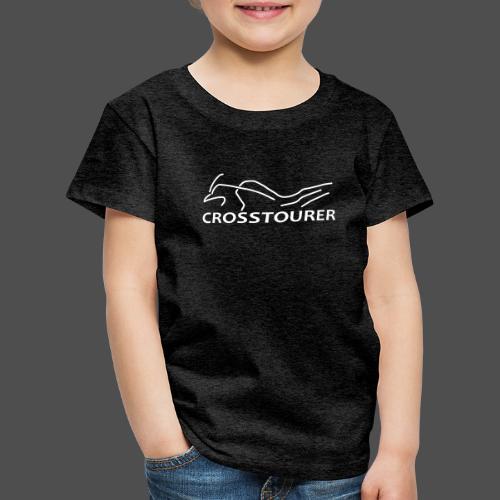 Crosstourer - Koszulka dziecięca Premium