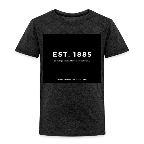 Est. 1885 St. Mary's Young Men's Association F.C - Kids' Premium T-Shirt
