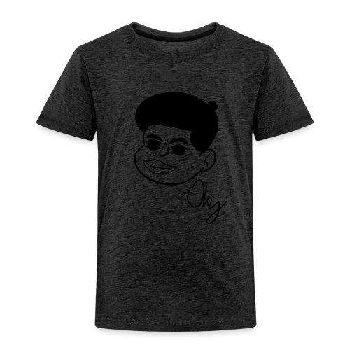 Afro Boy - Kinder Premium T-Shirt