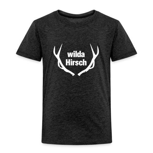 Wilda Hirsch - Kinder Premium T-Shirt