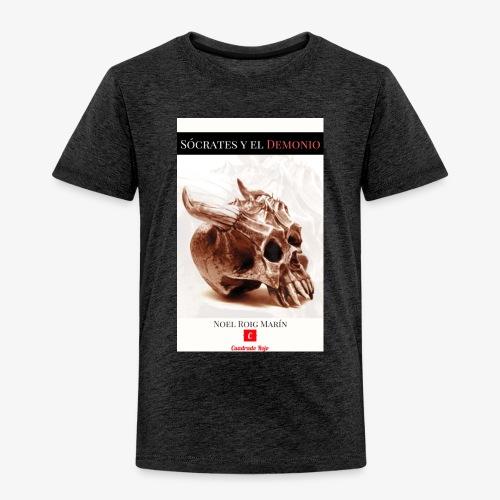 Sócrates y el Demonio - Camiseta premium niño