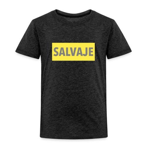 SALVAJE - Camiseta premium niño