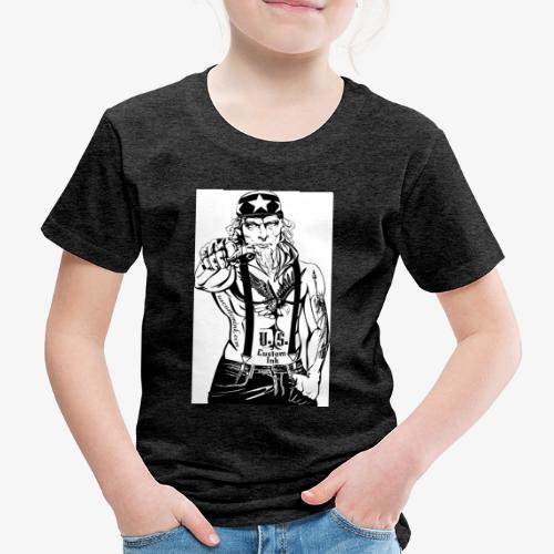 rebelle atitude - T-shirt Premium Enfant