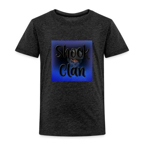 ShoCK Clan Logo Neu - Kinder Premium T-Shirt