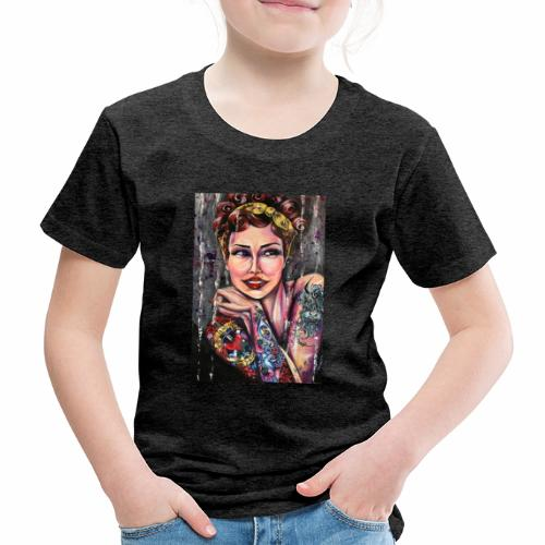 Mary Doll - Kids' Premium T-Shirt