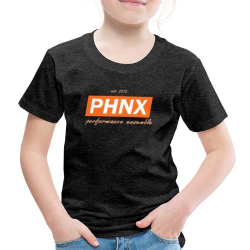 PHNX /#orange/ - Kinder Premium T-Shirt