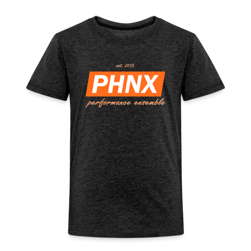 PHNX /#orange/ - Kinder Premium T-Shirt