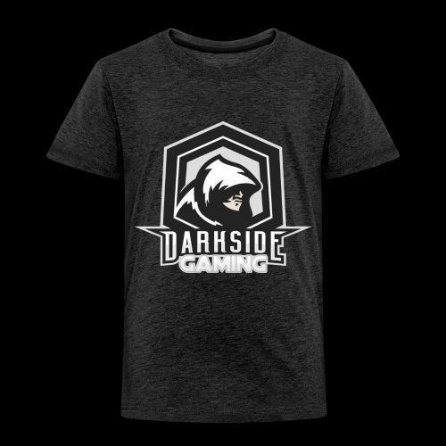 Darkside Gaming Logo - Kids' Premium T-Shirt