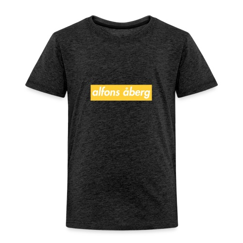 qaalfons åberg - Premium-T-shirt barn