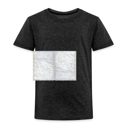 White Marble - T-shirt Premium Enfant