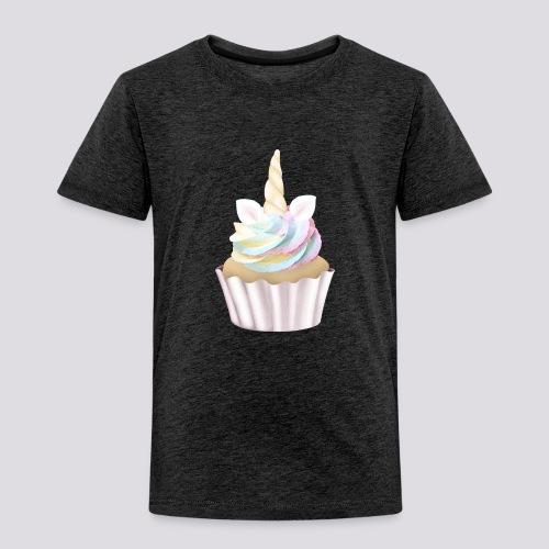 Unicorn Cupcake - Kids' Premium T-Shirt