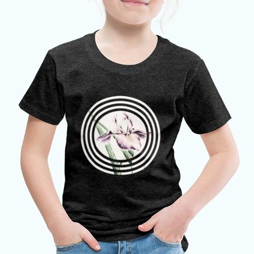 Lilies watercolor - Kids' Premium T-Shirt