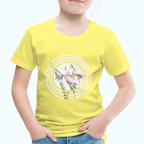 Lilies watercolor - Kids' Premium T-Shirt