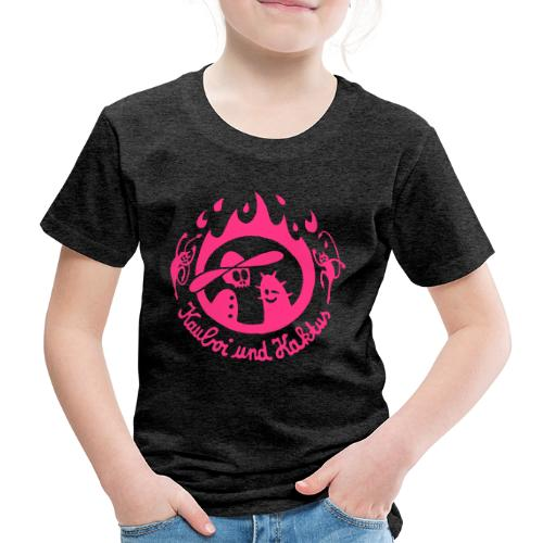 Ring of Fire - Kinder Premium T-Shirt